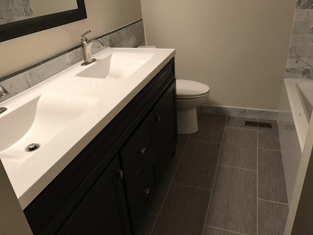 Woodbridge ct bathroom remodel brothers remodeling group for Bath remodel ct