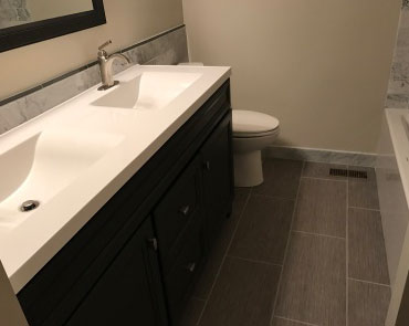 Photos Brothers Remodeling Group - Bathroom remodel milford ct